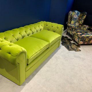 Custom Chesterfield Sofa | Sofa Reupholstery | John Reed & Son